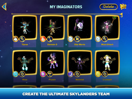 Skylanders™ Creator screenshot 10