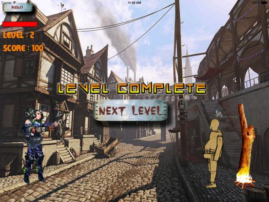 Archer Girl Of Dark Pro - Addictive Bowmasters Game screenshot 9