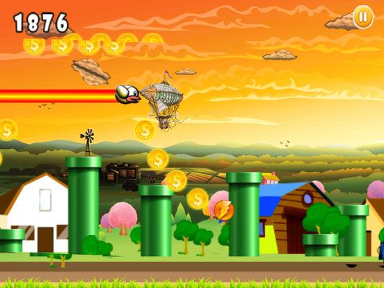 Best Flying Bird Pro screenshot 6
