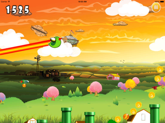 Bird Star Flappy screenshot 10