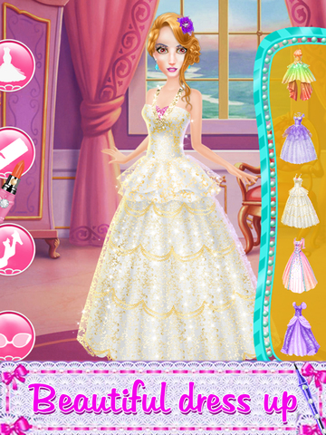 Prom Party Doll Makeover screenshot 6