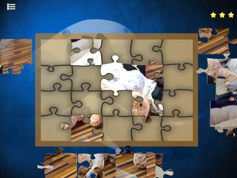Puppy Dog Jigsaw Puzzles screenshot 2