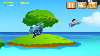 A Pirate Jump Diamond Chase Pro Game Full Version screenshot 3