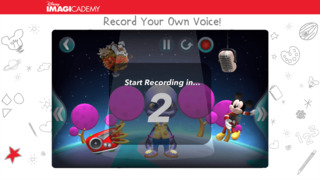 Mickey's Shapes Sing-Along by Disney Imagicademy screenshot 3