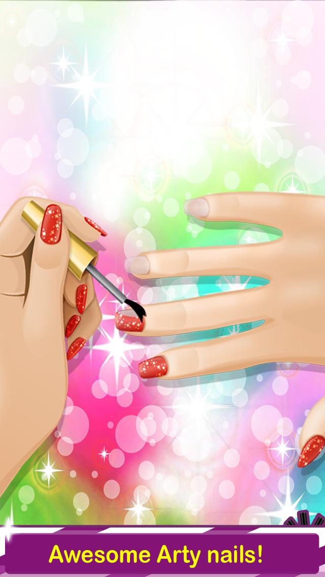 Nail Fashion Salon screenshot 1