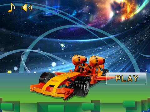 Jet Speed Car Racing screenshot 3