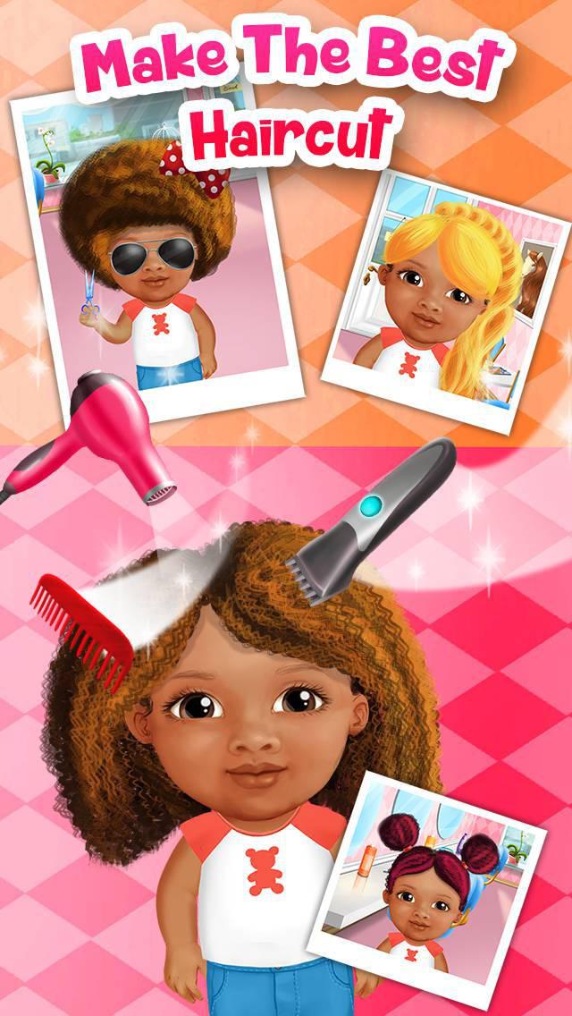 Sweet Baby Girl Beauty Salon - Manicure and Makeup screenshot 2