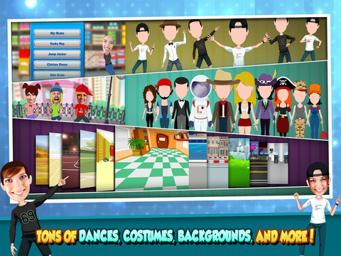 Animate Me - Dance Video Maker screenshot 7