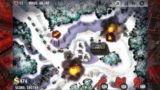 iBomber Defense screenshot #4