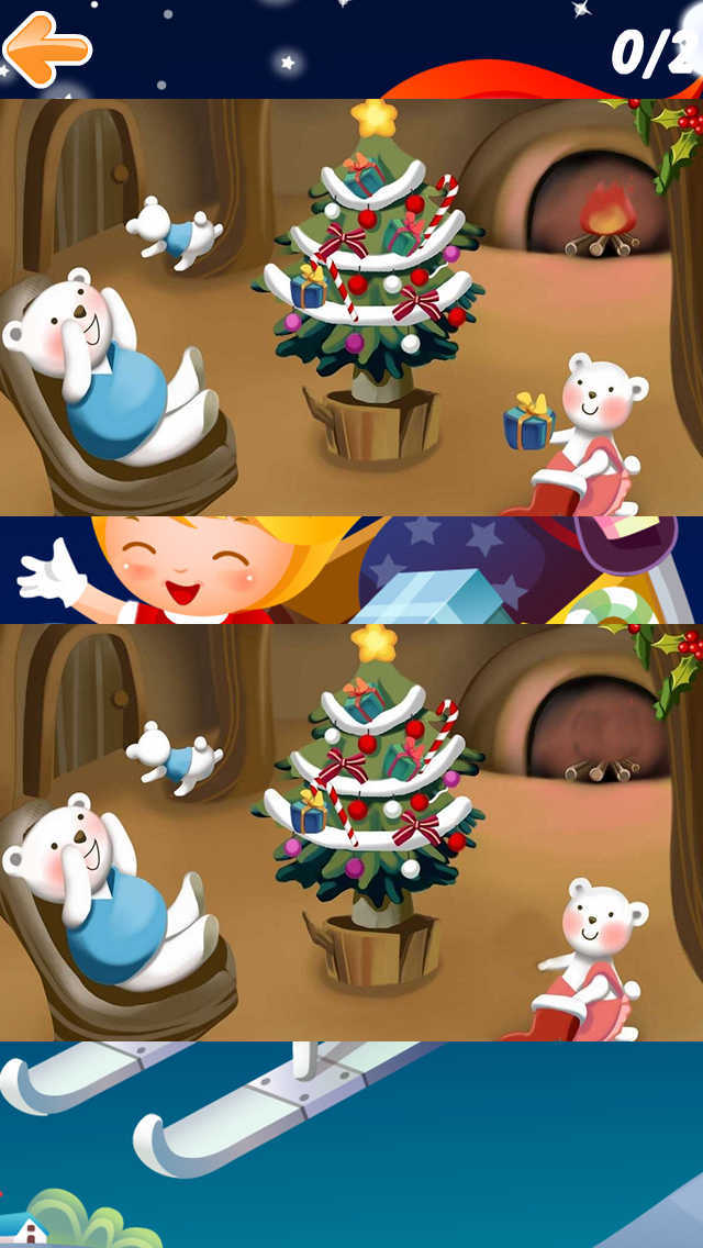 Christmas Finding Differences screenshot 5