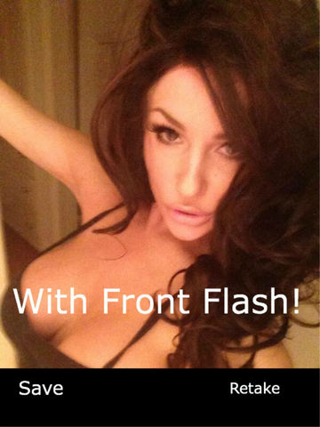 Front Flash: Selfie Camera screenshot 3