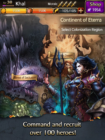 Battle for the Throne screenshot 8