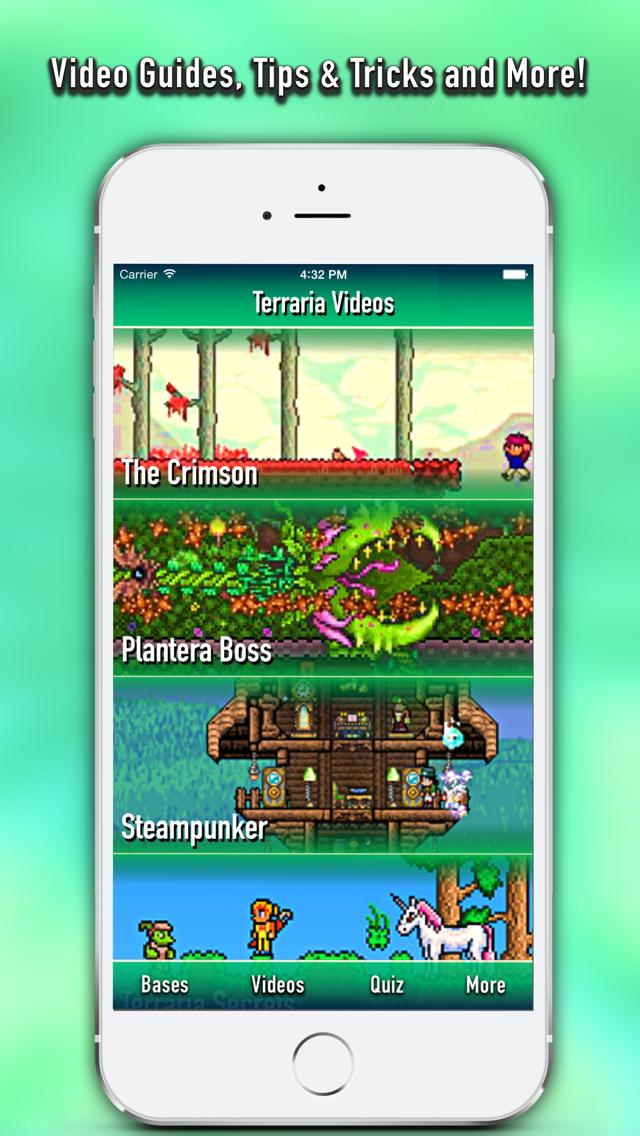 Bases for Terraria screenshot 3