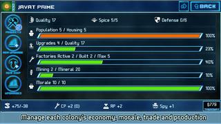 Star Traders 4X Empires screenshot #4