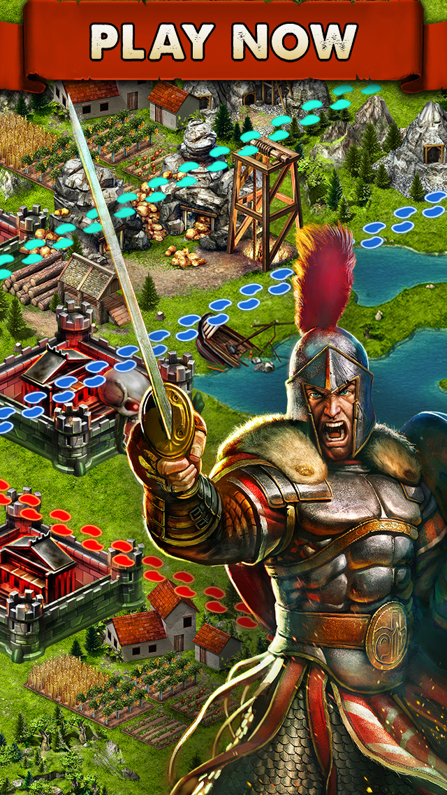 Game of War - Fire Age screenshot #5