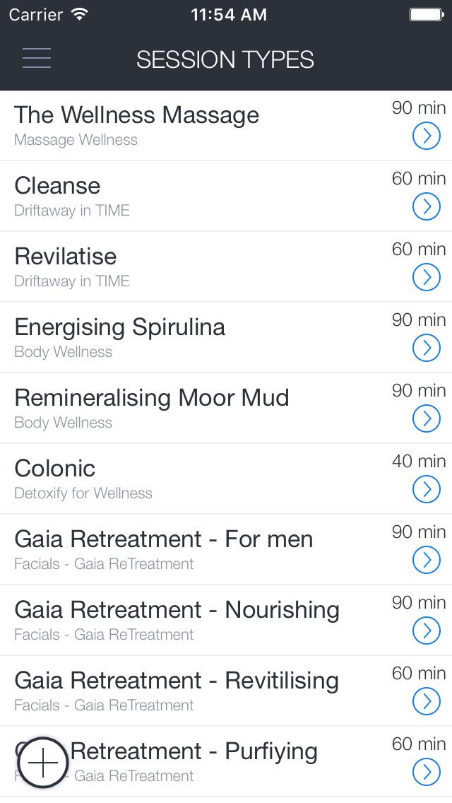 The Wellness Manor screenshot 1