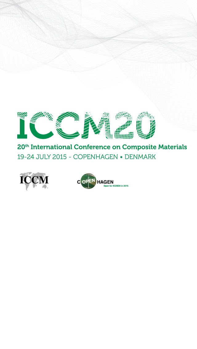 ICCM20 - Copenhagen 2015 screenshot 1