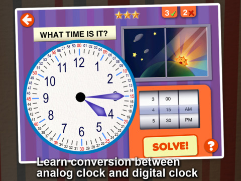 Interactive Telling Time Pro screenshot 8