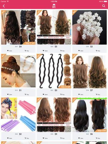 Cute - Beauty Shopping screenshot 10