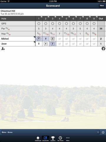 Chestnut Hill Country Club screenshot 9