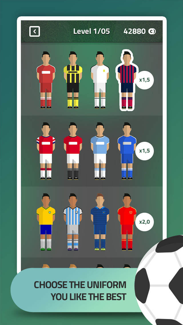 Soccer Players 15 Quiz Manager – guess the football stars and build top eleven fantasy team screenshot 4
