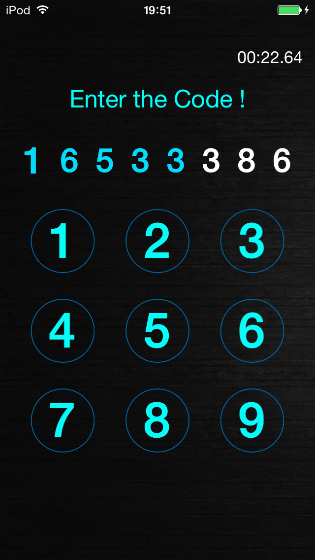 Triple Threat Alarm Clock screenshot 3