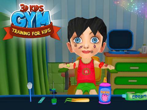 3D Kids Gym Training for kids screenshot 6