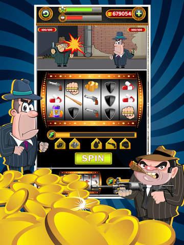 Gangsters Slot Casino Game screenshot 10