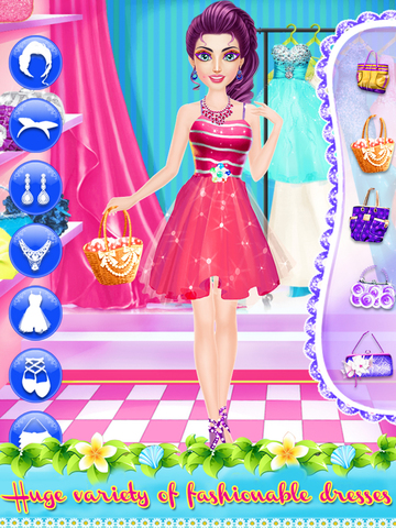 Princess Weekend Makeover screenshot 10