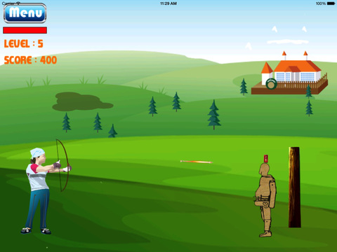 Bow of shooting sport PRO HD screenshot 9