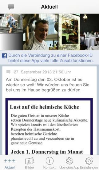 Hotel-Restaurant Zum Schwanen screenshot 1