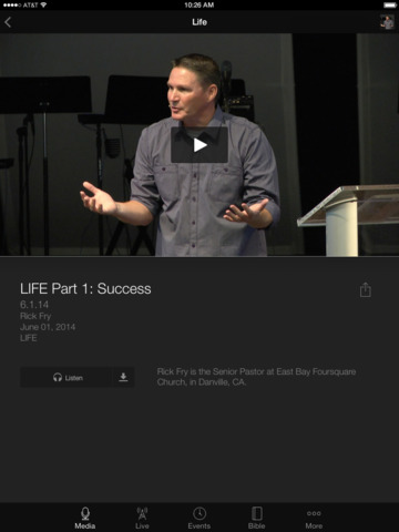 The Rock Church CA screenshot 6