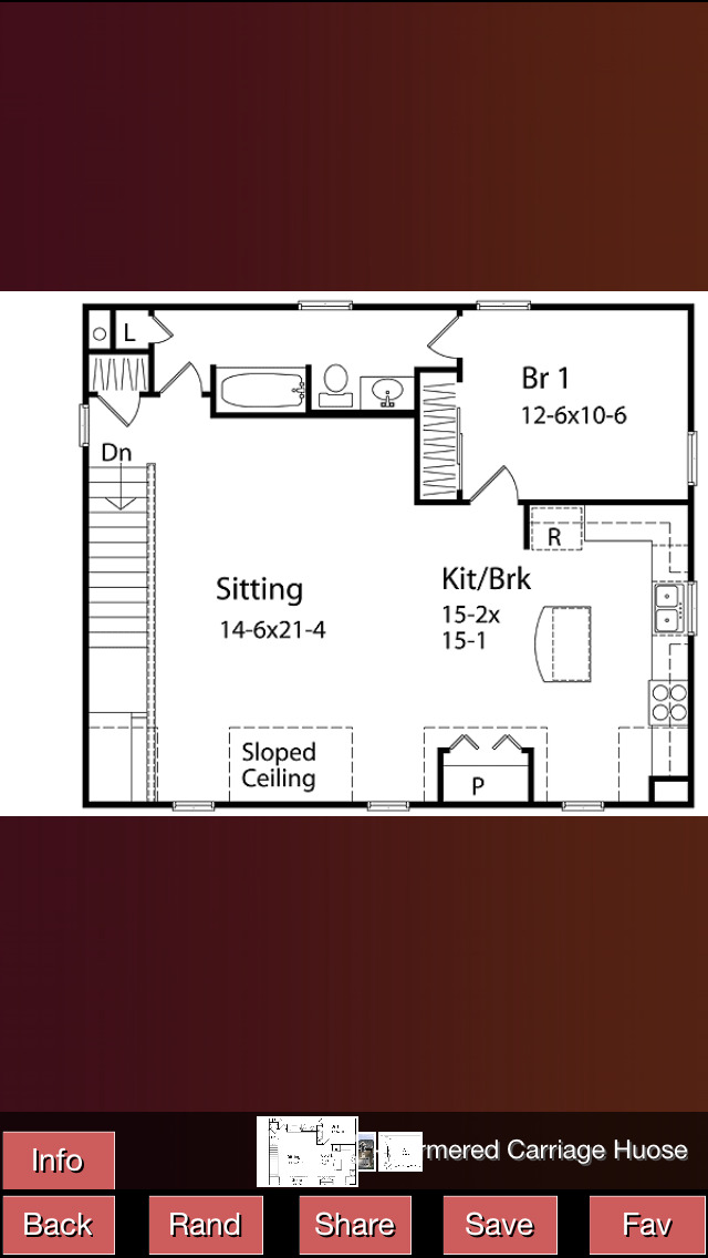 Carriage House Plans HD screenshot 5