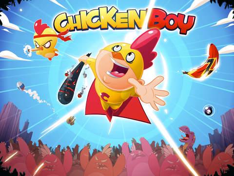 Chicken Boy screenshot #1