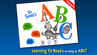 Dr. Seuss's ABC - SAMPLE screenshot 1