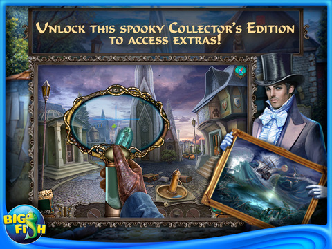 Order of the Light: The Deathly Artisan HD - A Hidden Object Game with Hidden Objects screenshot #4
