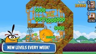 Angry Birds Friends screenshot #2