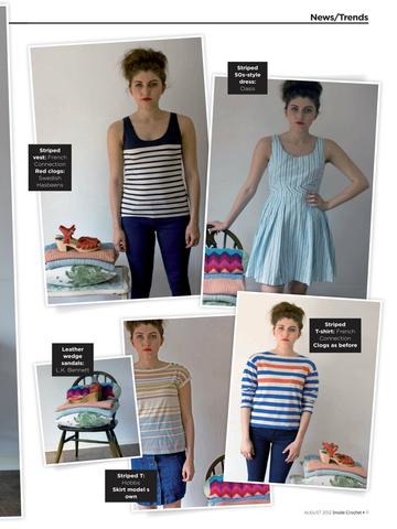 Inside Crochet Magazine screenshot 6