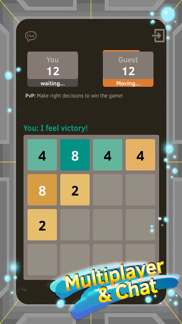 2048 PvP Arena screenshot 3