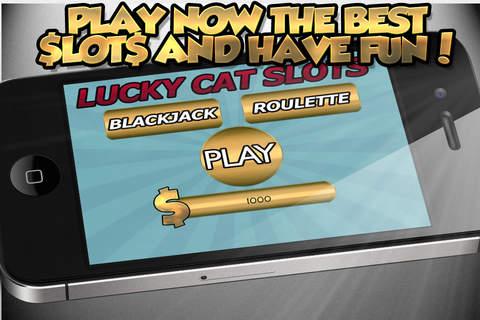 `` A Lucky Cat Slots - náhled