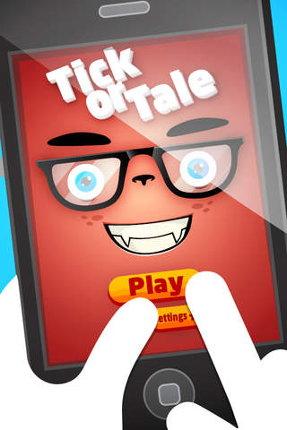 Tick or Tale : 2 Players - náhled
