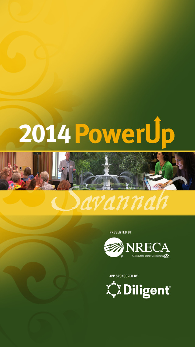 NRECA PowerUp 2014 screenshot 1