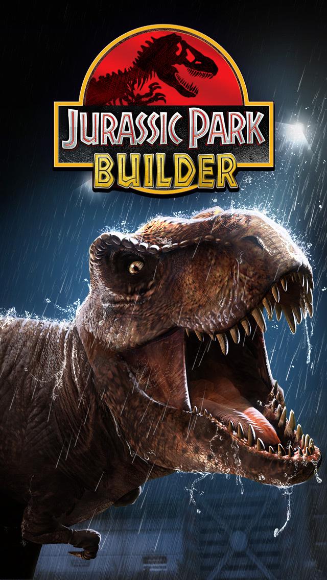 Jurassic Park™ Builder screenshot 1