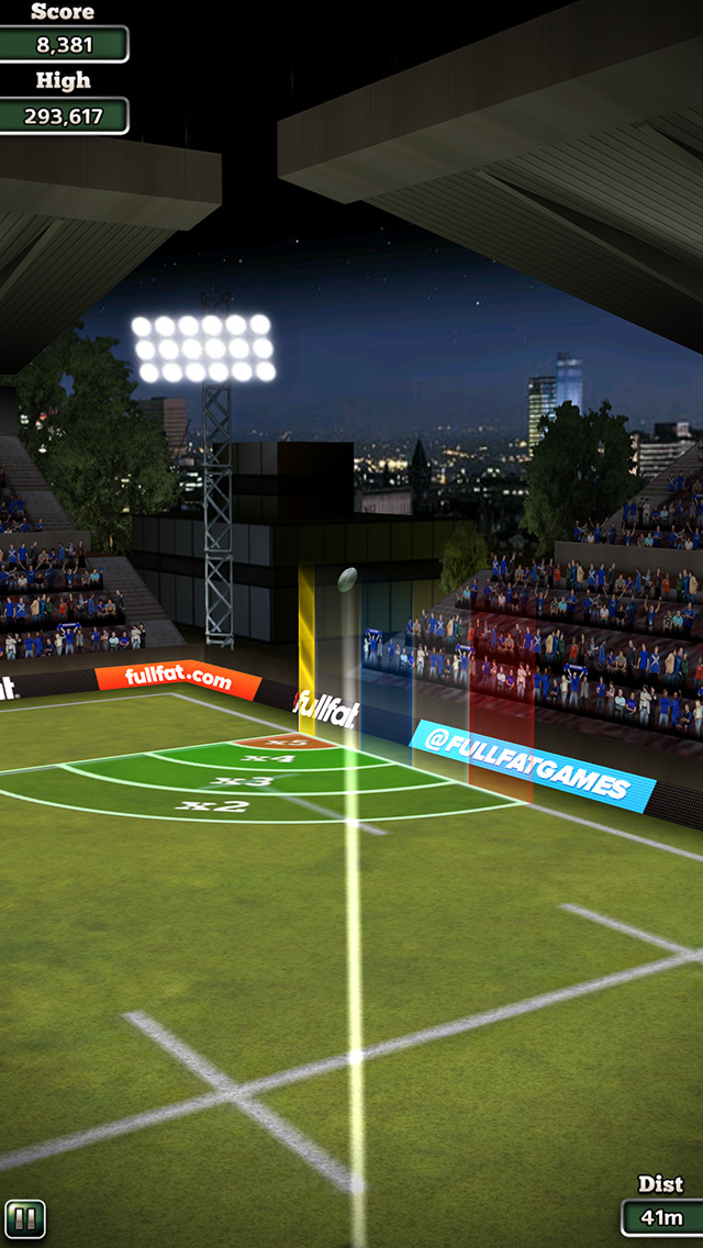 Flick Nations Rugby screenshot 4
