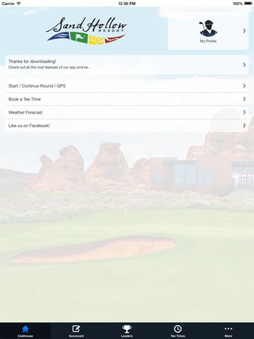 Sand Hollow Resort screenshot 7