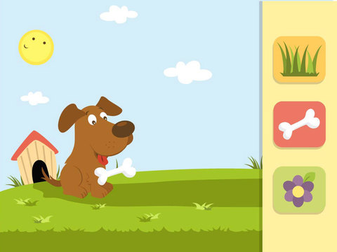 ABC Animal Adventures screenshot 6