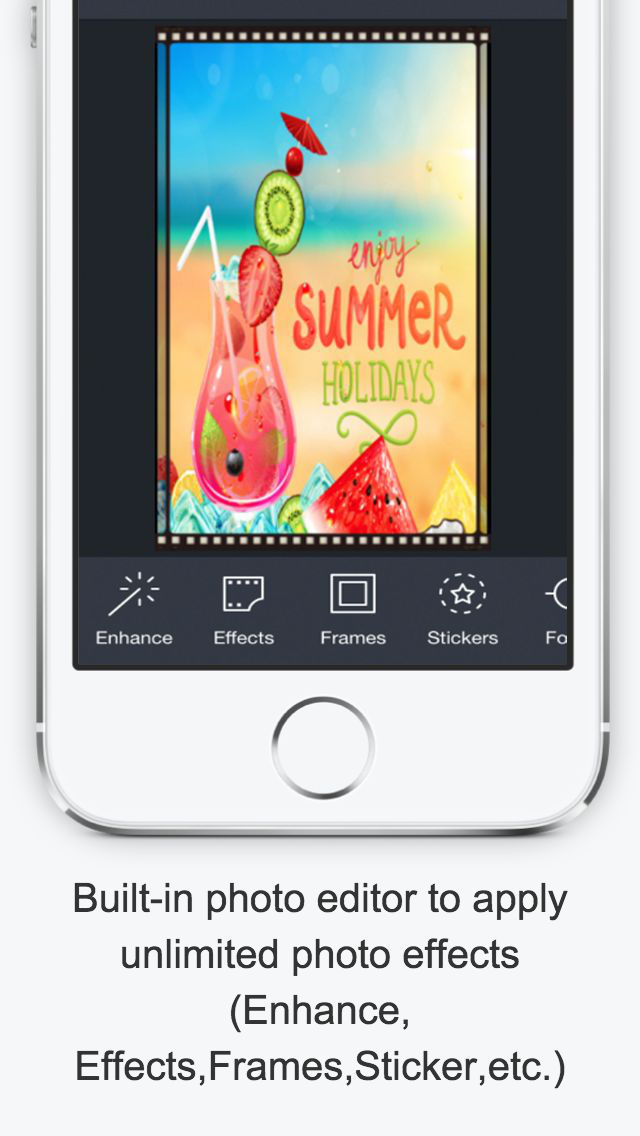 Happy Summer Greeting Cards screenshot 3