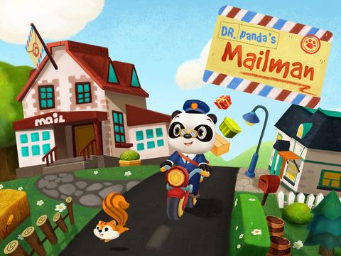 Dr. Panda Mailman screenshot #1