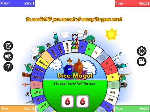 Dice Mogul Lite screenshot 6