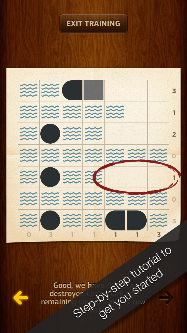 Warship Solitaire screenshot 2